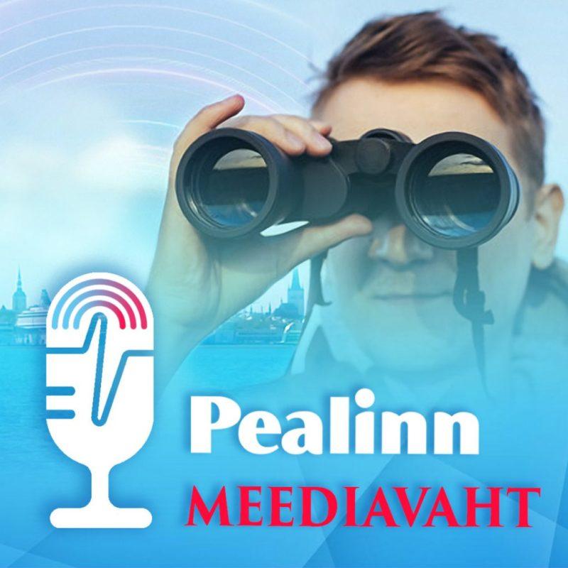 pealinna podcast logo