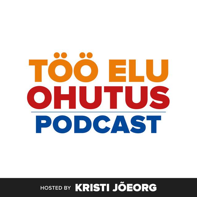 Värviliselt podcasti ja saatejuhi nimi.